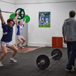 olympic lifting for team sports